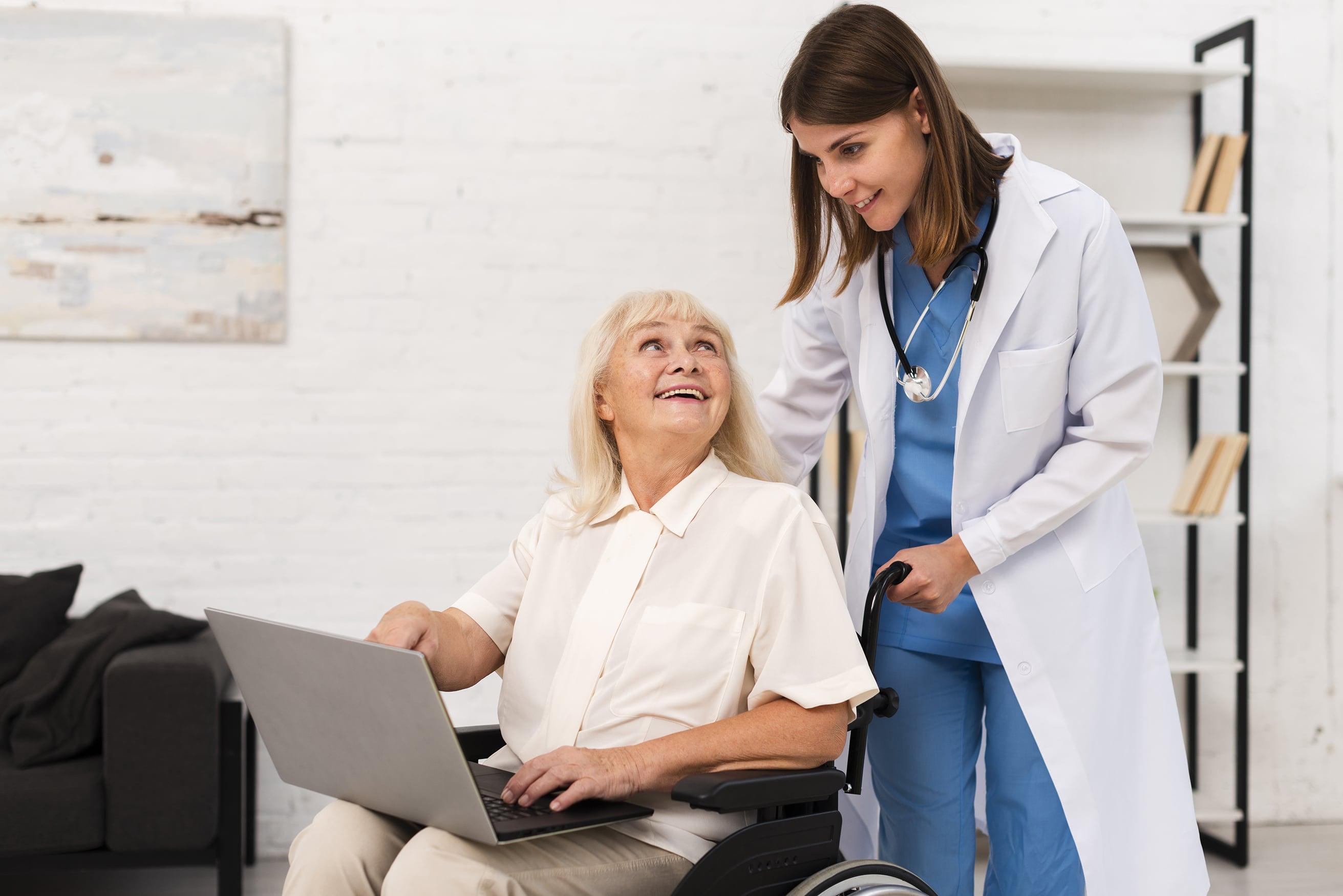 relação entre médico e paciente